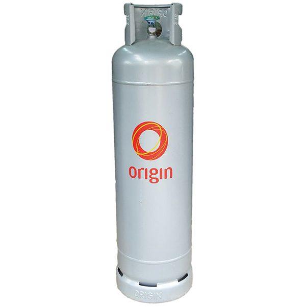 Bình gas Origin Xám 45kg