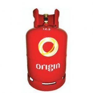 Bình gas Origin màu đỏ 12kg
